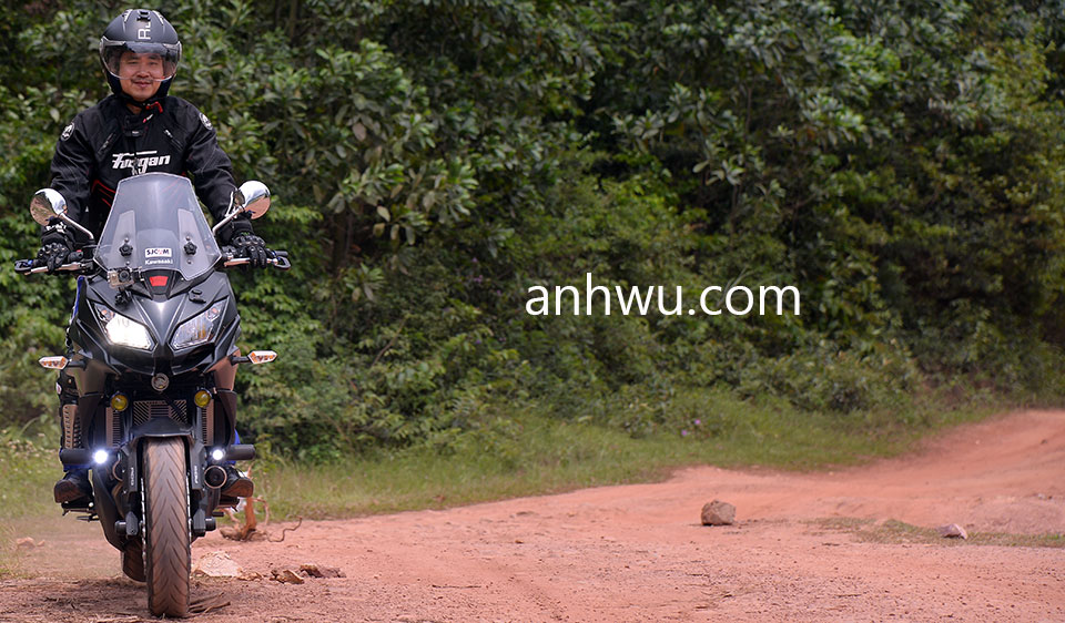 Vietnam Motorbike Adventure Tours From Hanoi, Vietnam - Anh Wu, one of the owners