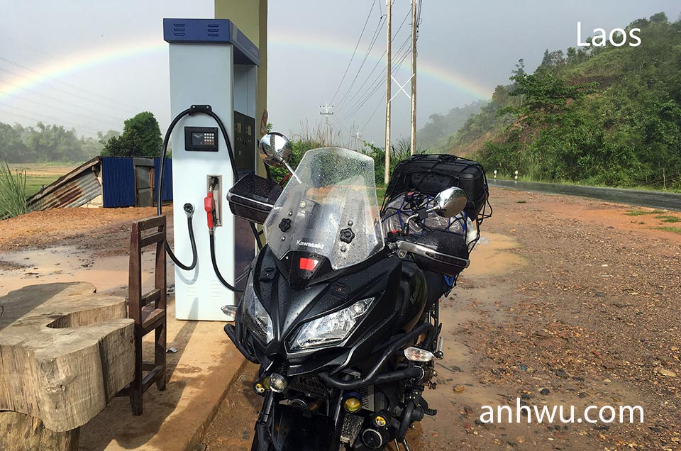 Anh Wu's adventure motorbike ride to May/June 2017 - Anh Wu