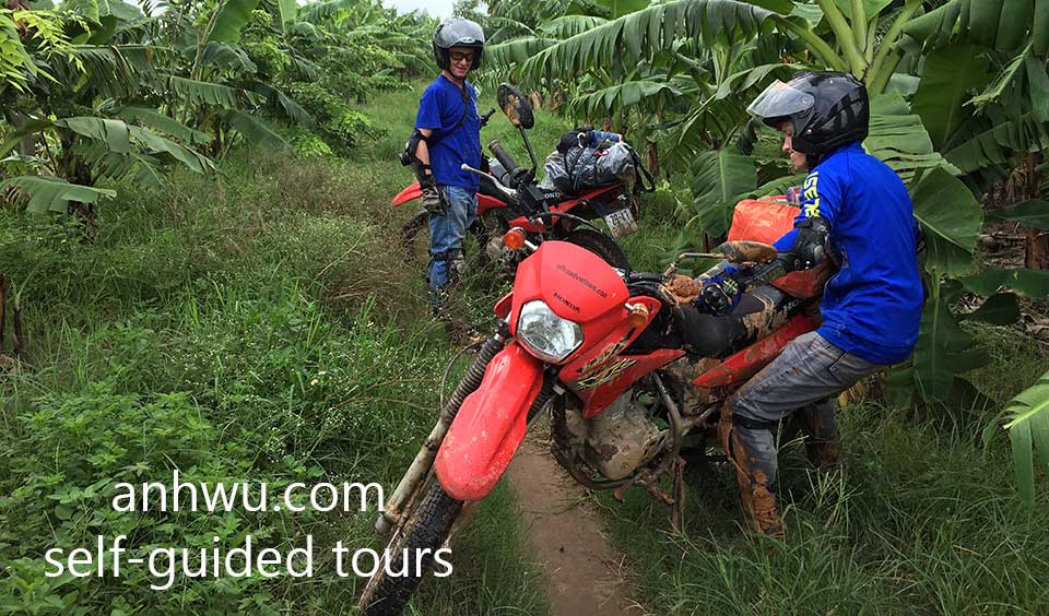 Vietnam Motorbike Adventure Tours From Hanoi, self-guided