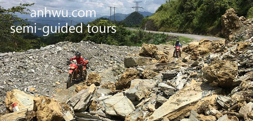Vietnam Motorbike Adventure Tours From Hanoi, semi-guided