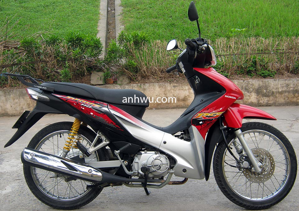 Vietnam Motorbike Price, Touring Motorcycles & Scooters. Used Honda Wave RS110 for sale after 4 years or over 30,000km